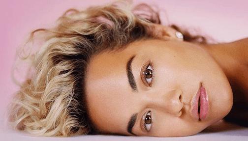 Women eyebrows